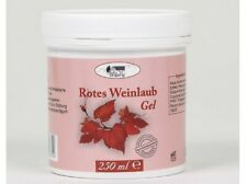 🍁 Red Vine Leaf Gel For Tired Legs and Legs with Veins Problems 250ml Jar