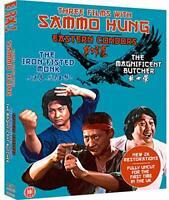 Three Films With Sammo Hung Eureka Classics Blu-ray