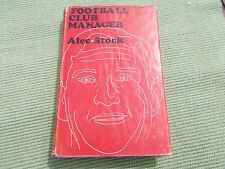 FOOTBALL CLUB MANAGER - ALEX STOCK
