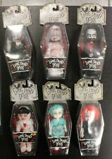 Lot of Sealed Living Dead Dolls - Mixed Assortment of #90006, 90030 & 90040