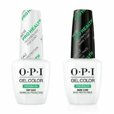 OPI GelColor Gel Colour Top and Base Coat Nail Varnish