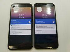 Lot of 2 Google Pixel Xl 2Pw2100 Unlocked Check Imei Hs-701