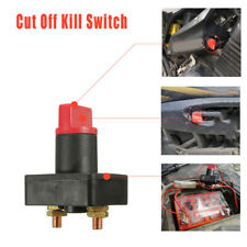 CAR TRUCK BOAT CAMPER 100A BATTERY ISOLATOR DISCONNECT CUT OFF KILL SWITCH TOP