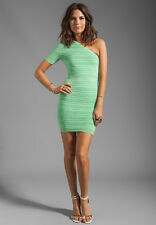 TORN BY RONNY KOBO 'Kat' One Shoulder Dress As Seen On Celebrity Size M NWT $338