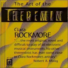 The Art Of The Theremin, New Music