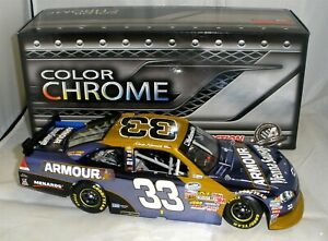 1:24 2012 ACTION #33 ARMOUR MEATS VIENNA SAUSAGE KEVIN HARVICK NWS COLOR CHROME
