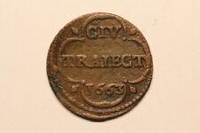 Netherlands / Utrecht - duit 1663 *quality* (#11)
