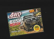 NEW:Australian 4WD Action DVD Issue 201 Bush to Beach Weekender Forster NSW