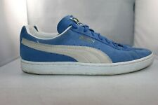 Puma Suede Classic Womens Olympian Blue/White 36221364 Size 11
