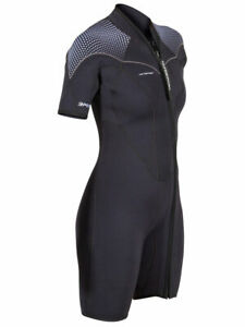 Henderson Thermoprene PRO 3mm womens front zip wetsuit
