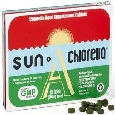 Sol Chlorella A1 - 300 X 200 Mg Tablets