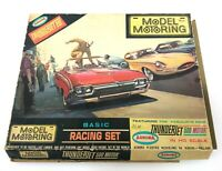 Vintage Aurora ThunderJet 500 Model Motoring HO Basic Racing Set H313