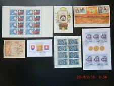 Set of Blocks Slovakia 2009, used, perfect condition, MI#97€+bonus, #AIF#