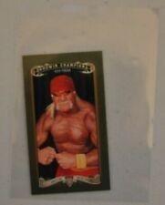 2012 Goodwin Champions Hulk Hogan mini green Lady Luck back