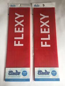 3Doodler Flexy Filament Strands Red FLX04-RED 50 Strands (2X25) New/sealed
