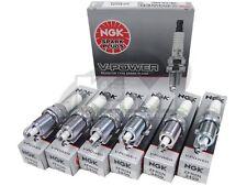 (SET OF 6) NGK 3459/ZFR5N V-POWER PREMIUM SPARK PLUGS MADE IN JAPAN