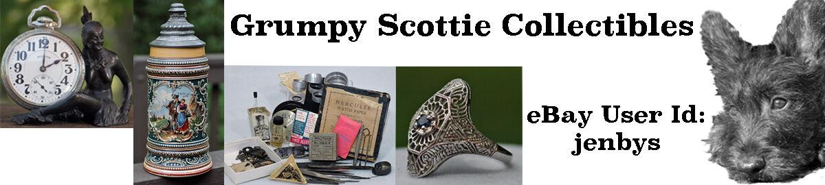 Grumpy Scottie Collectibles