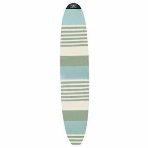 Ocean & Earth 8'6 Longboard Surfboard Stretch Cover - Single Board In Sky Multi