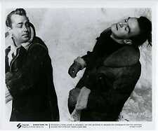 Hell Below Zero 1954 Original Screengems TV Photo Alan Ladd Stanley Baker