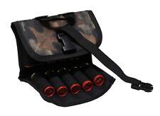 NEW Max-Hunter 10 Round 12ga Ammo Wallet/Pouch Camo with Clip Shotgun Folding