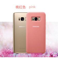 Cover Originale Samsung Galaxy S8 Silicone G950 EF - Pg950 Rosa