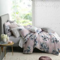 Private Collection Tullie Quilt Cover Set Blush