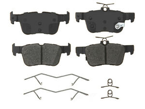 Disc Brake Pad Set-True Ceramic Brake Pads Rear IDEAL TCD1833