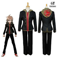 Danganronpa Dangan-Ronpa Makoto Naegi Cosplay Costume Cosplay FANCY custom made