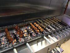 Automatic Seekh Kebab Conveyor Grill Auto Rotating Commercial ORIGINAL