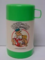 Vtg 1987 POPEYE & SON A NEW GENERATION Cartoon Comic THERMOS DRINK FOR LUNCH BOX