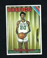 NMT 1975 Topps Basketball #153 Phil Hankinson.