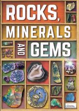ROCKS, MINERALS AND GEMS - BY JOHN FARNDON - AUSTRALIAN GEOGRAPHIC (PROSPECTING)
