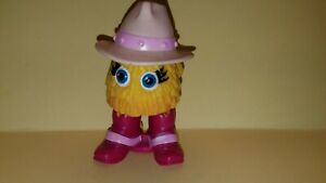Vintage McDonald's Happy Meal Toy 1989 Funny Fry Friends Lil Cowgirl