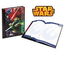Star Wars Notebook Le Journal De La Force Lumineux sabres s'éclairent