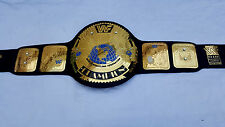 WWF Big Eagle Attitude Era World Heavyweight Champion Replica Belt Adult Size