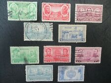1936 Army-Navy Issues #785-794
