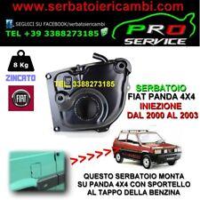 SERBATOIO NUOVO PANDA 4X4 MULTIPONIT INIEZIONE FIAT 35 Litri MADE in ITALY