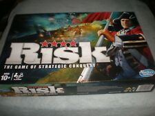 RISK BOARD GAME - THE GAME OF STRATEGIC CONQUEST - 2015 EDITION - COMPLETE