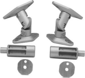 Vantage Point SATP-S SoundGear Universal Satellite Speaker Mount - Silver (New)