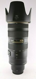 Nikon AF-S NIKKOR 70-200mm f2.8G II ED VR Lens