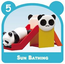 Re-Ment Doll Mini Panda Kindergarten #5  Sun Bathing Slide Blythe Barbie