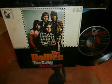 "the hollies""the baby""single7""or.ger.hansa:12017de 1972"