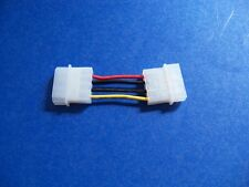 GENDER CHANGE- MOLEX HDD 4 PIN FROM MALE HOUSING TO FEMALE HOUSING--MADE IN USA