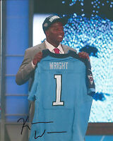 Tennessee Titans KENDALL WRIGHT Signed Autographed 8x10 Photo COA! PROOF