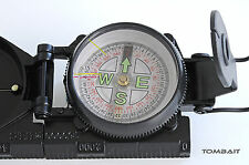 Bearing Compass Compass Pocket Compass Outdoor Klapp-Kompass Compass with Hand
