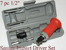 "7 pc 1/2"" Square Impact Driver Set"