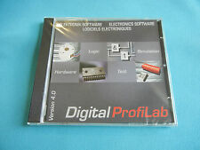 DigitalProfiLab 4.0- Let your PC control machines, models, home automation, etc.