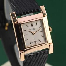 1958's VACHERON & CONSTANTIN REF 4790 MOBILE LUGS 18K SOLID GOLD MEN'S WATCH