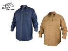 Genuine Revco FS7 FS8 FR Work Shirt Denim KHAKI Black Stallion MD LG XL 2XL 3XL
