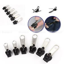 6Pcs Fix Universal Zipper Zip Rescue & Instant Repair Replacement Accessories